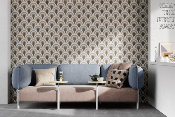 pavimenti-moderni_rivestimenti_Ceramica-Fioranese_Liquida_Ribbed-20x20_Blue-20x20